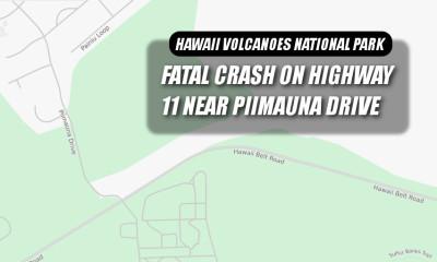 Rangers Seek Witnesses Fatal Volcanoes Park Crash