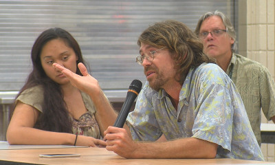 VIDEO: Pahoa Peppers Officials With Dengue Fever Questions
