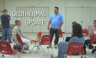 VIDEO: Puna Geothermal Venture Updates Community