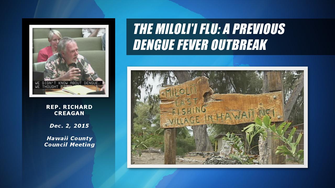 VIDEO: The Milolii Flu – 1993-94 Dengue Outbreak Revealed