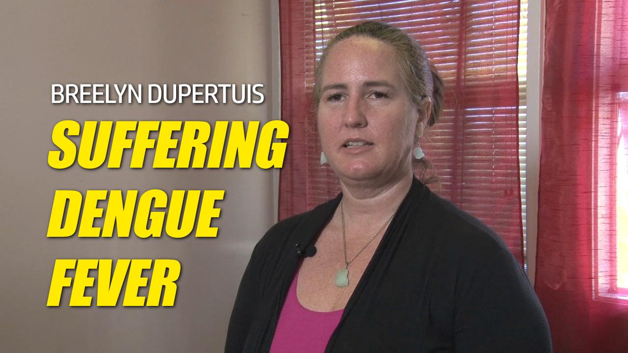 VIDEO: Suffering Through Dengue Fever