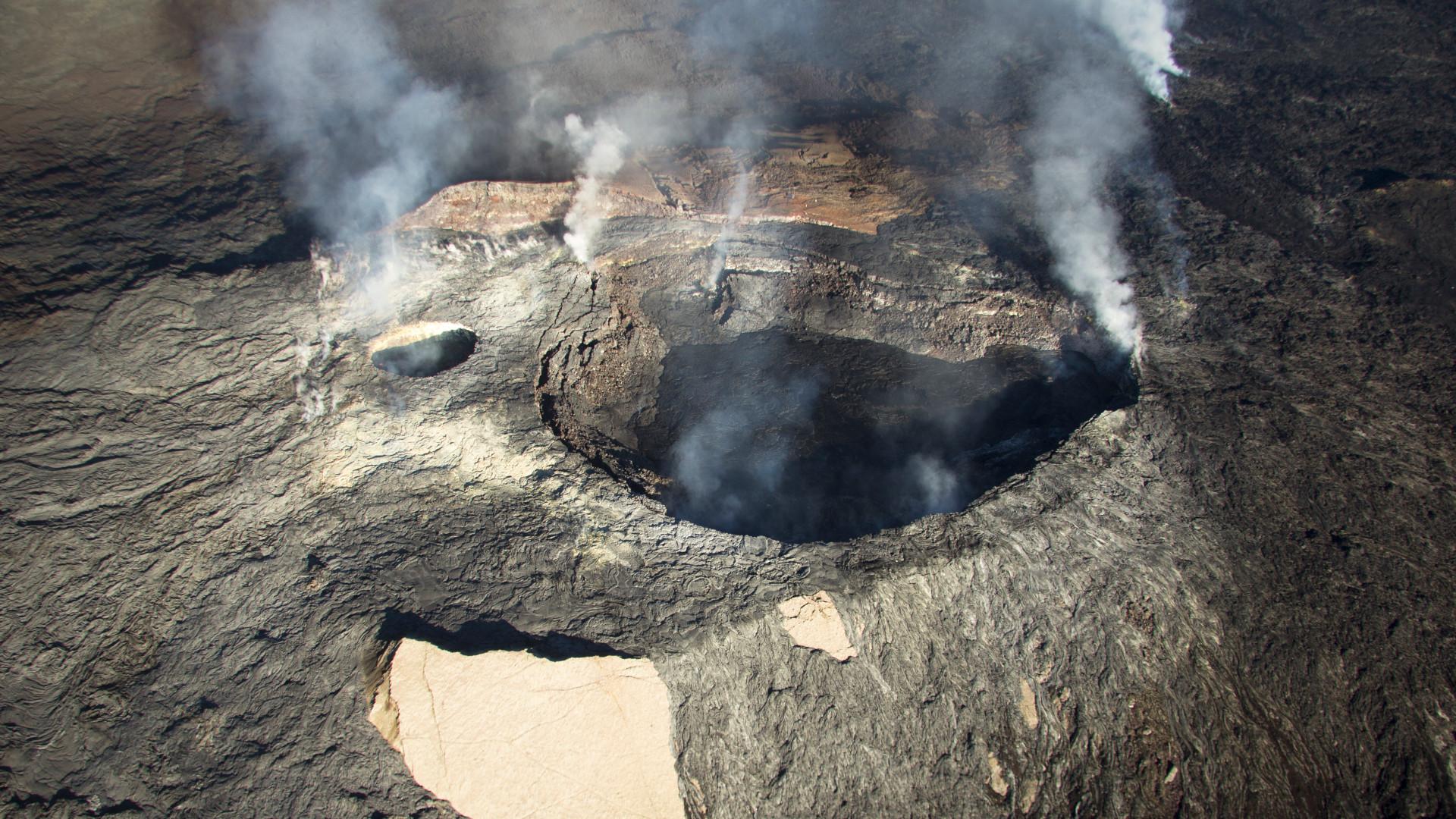 VIDEO: Recent Volcanic Activity At Pu'u O'o Explained