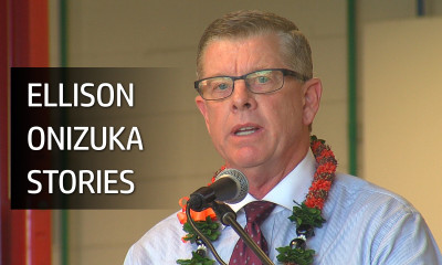 VIDEO: Ellison Onizuka Stories Shared On 30th Anniversary Of Tragedy