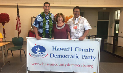 Three Chosen To Fill Seat Of Late Hilo Senator Kahele