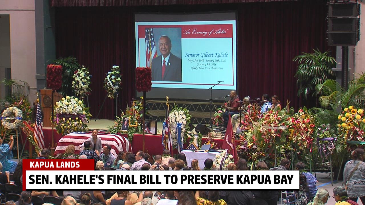 VIDEO: The South Kona Legacy Of Gil Kahele