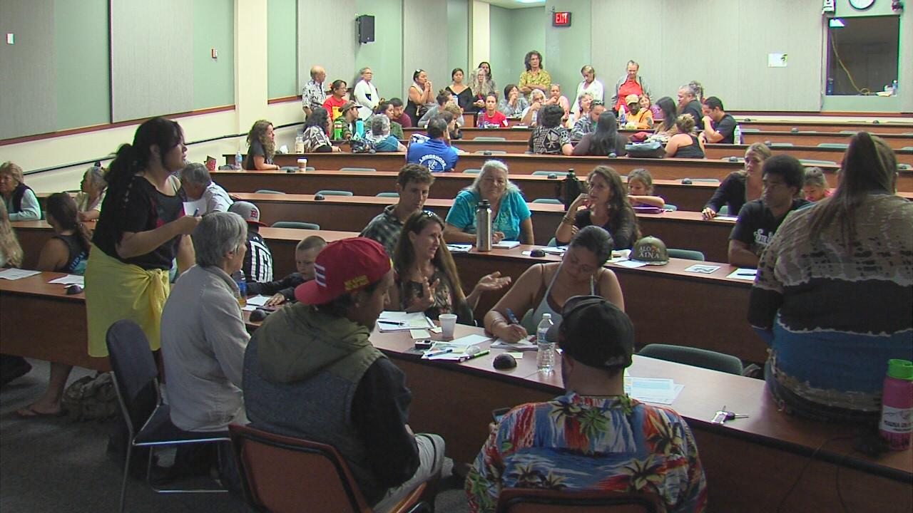 VIDEO: Aha Aloha Aina Held In Hilo, Counters Na'i Aupuni
