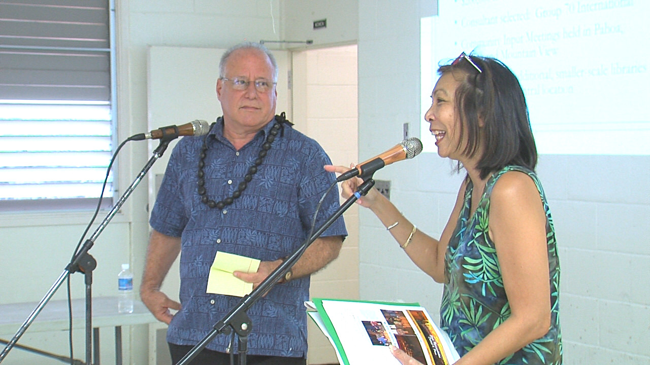 VIDEO: Puna Regional Library Update