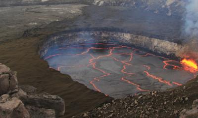 VIDEO: 8 Years Of Volcanic Activity At Kilauea Summit