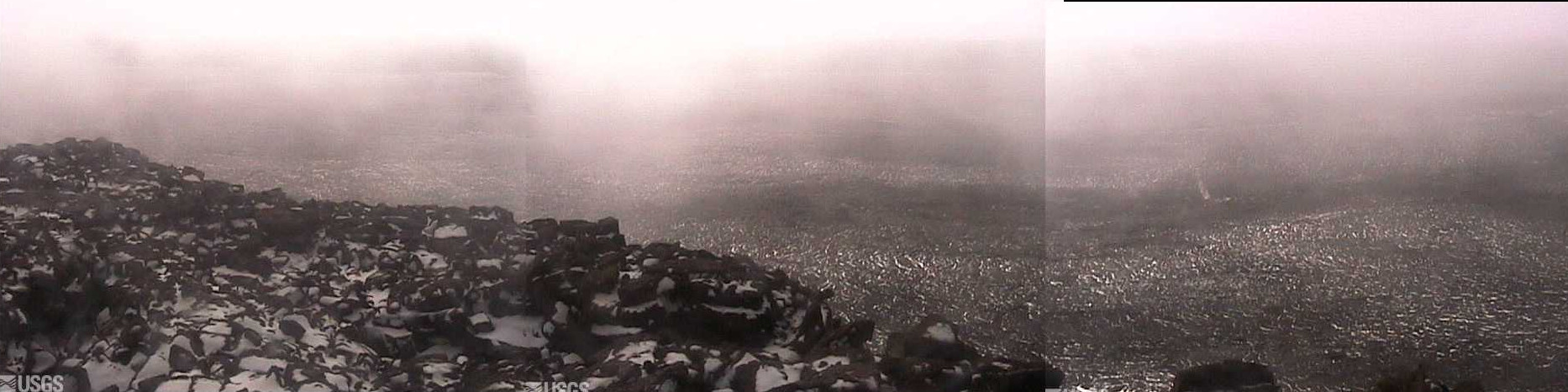 Snow On Hawaii Summits After Friday Storms