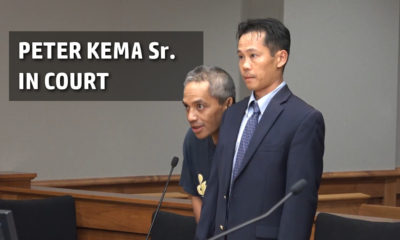 VIDEO: Peter Kema Sr. Pleads Not Guilty In Court