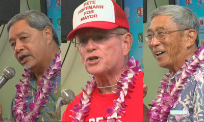 VIDEO: Hawaii County Mayoral Candidates Speak