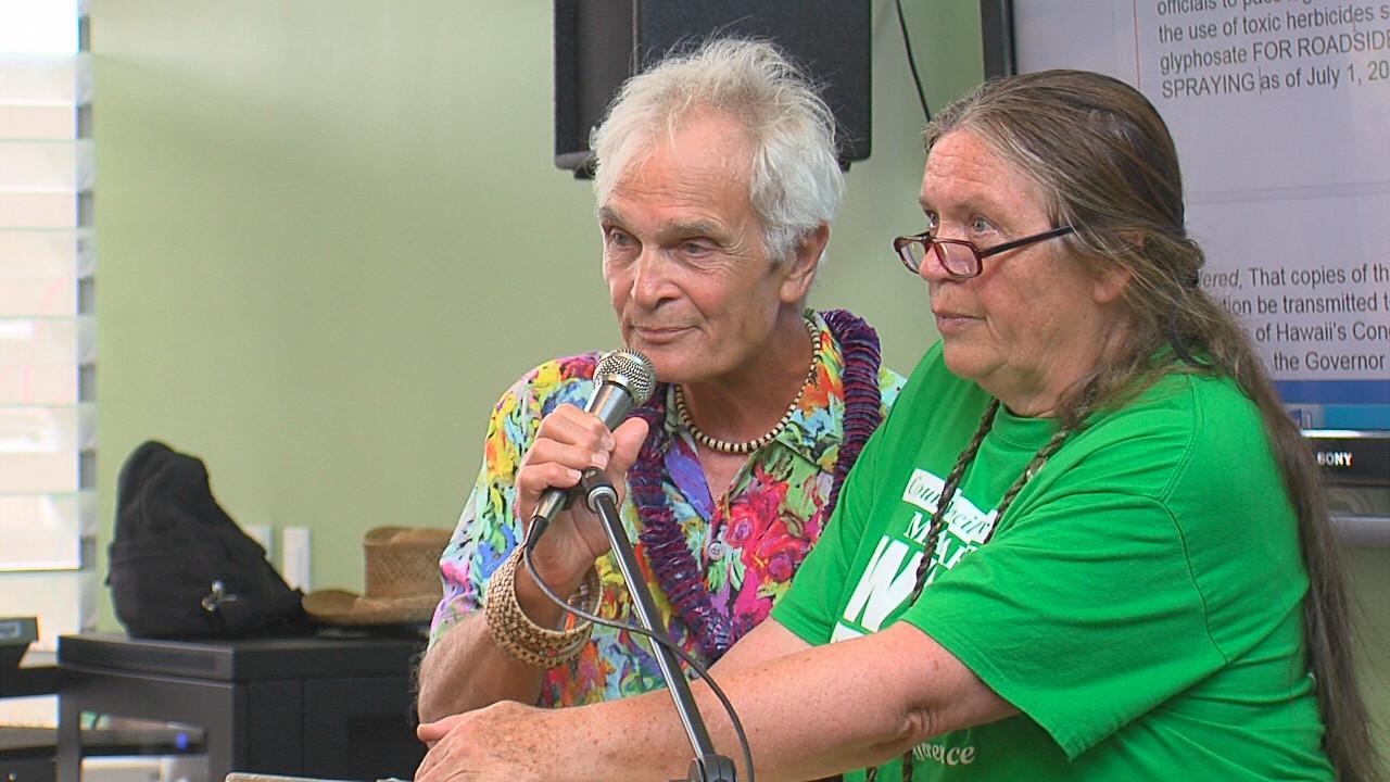 VIDEO: Hawaii Democrats Say No To Roundup Spraying