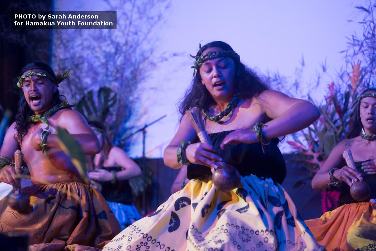 Hamakua Youth Foundation Hula Festival Today, May 7