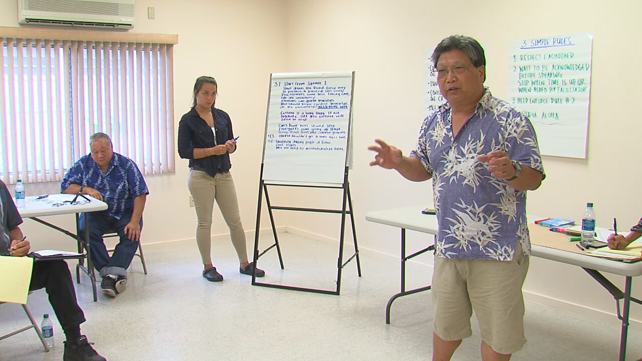 VIDEO: Nelson Ho Blasts Mauna Kea Management