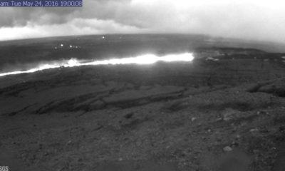 Lava Update: New Flows Still Active on Puu Oo