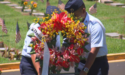 VIDEO: Memorial Day Ceremony Held in Hilo