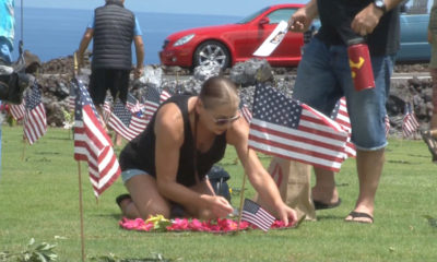 VIDEO: Sen. Hirono Attends West Hawaii Memorial Day