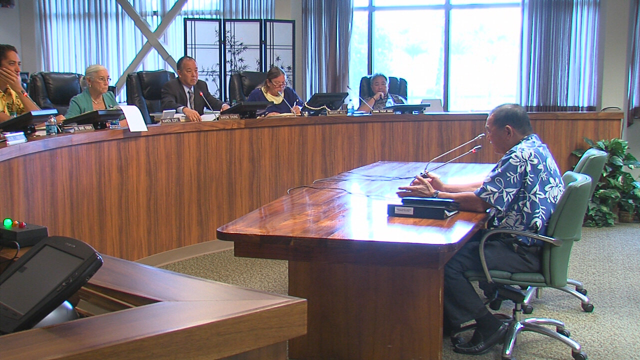 VIDEO: Hawaii County Arborist Added To Budget