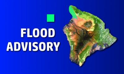 Hawaii Island Flood Advisory For Leeward Kohala