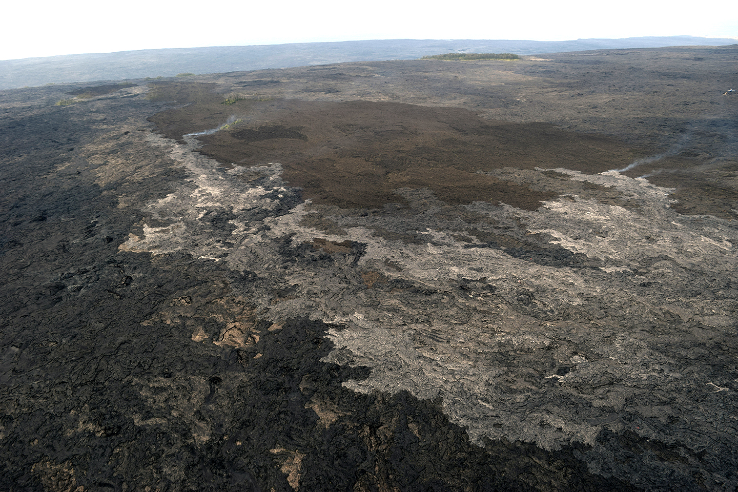 Lava Update: New Name Given To Flow Heading Towards Pali