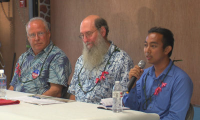 VIDEO: A Feisty Puna State Senate Forum