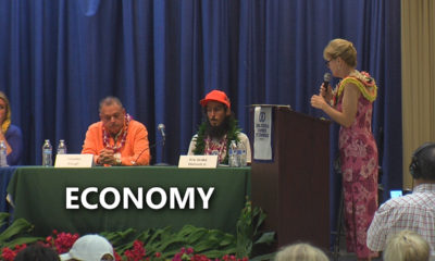 VIDEO: Kona Forum – Economy & Energy