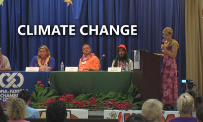 VIDEO: Kona Forum – Climate Change