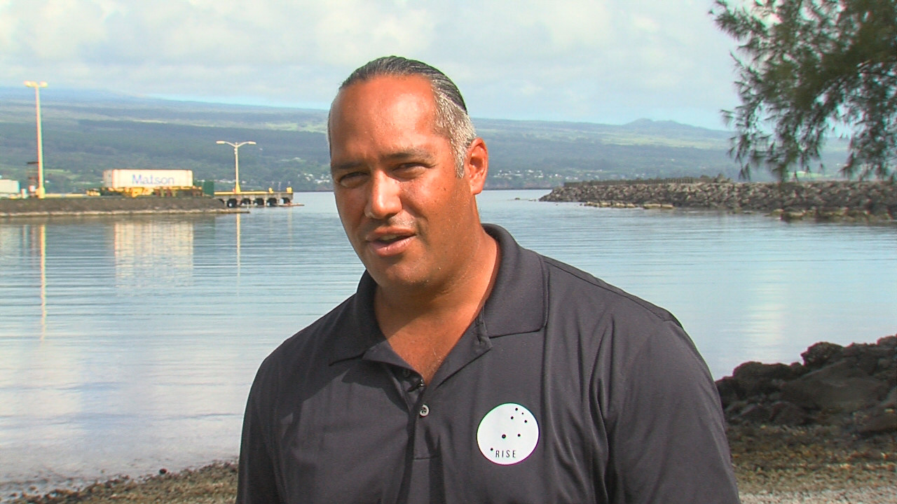 VIDEO: PUEO Leader Keahi Warfield Shares Vision