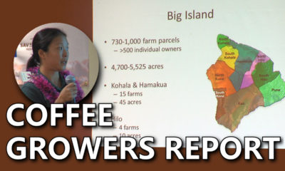 VIDEO: Hawaii Coffee Growers Report