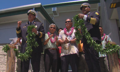 VIDEO: New Hilo Airport Aircraft Rescue & Fire Fighting Station