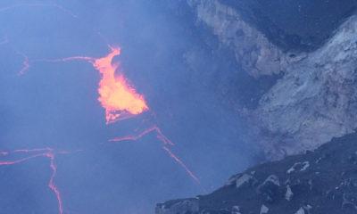 Explosive Event Rocks Kilauea Summit