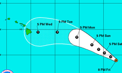Tropical Storm Madeline Forms, Predicted To Strengthen