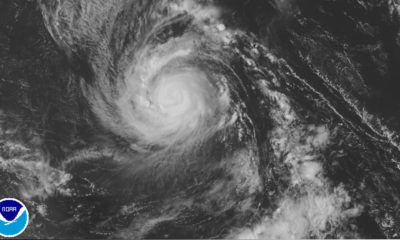 Hawaii Issues First Storm Alert As Madeline, Lester Approach