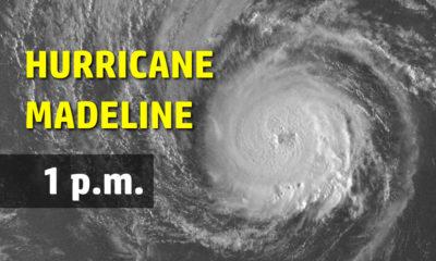 Hurricane Watch Issued For Hawaii Island