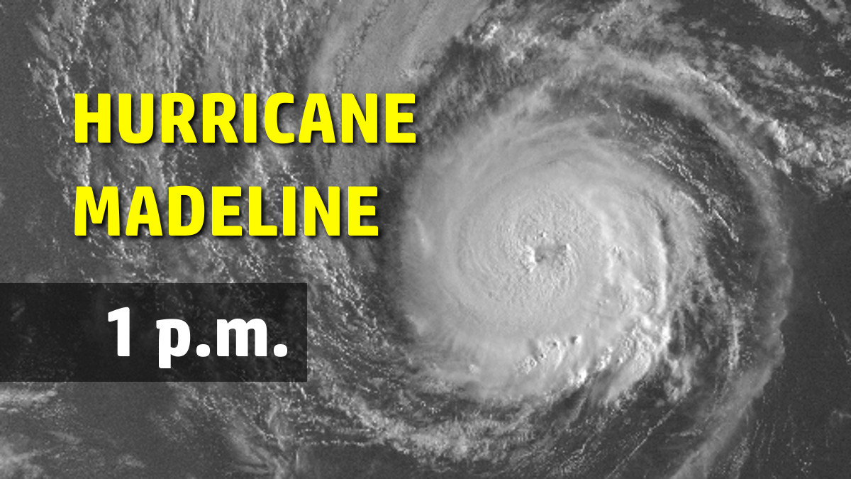 2016 Hurricane watch