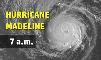 Hurricane Update: Madeline, Lester Strengthen Off Hawaii
