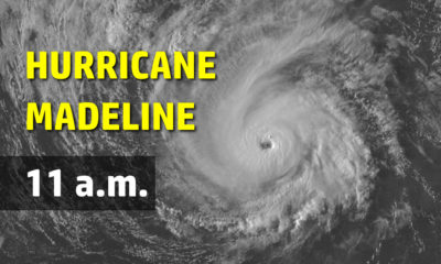 Hurricane Warning Issued For Hawaii Island