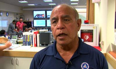 VIDEO: Hurricane Madeline Update From Civil Defense