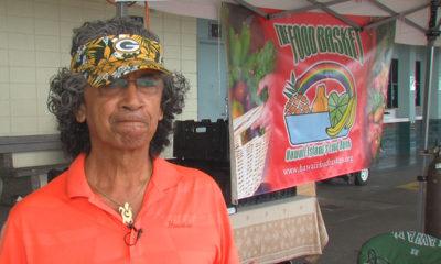 VIDEO: Hurricane Threat Interrupts Feed-A-Thon