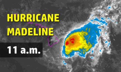 Hurricane Warning Discontinued For Hawaii
