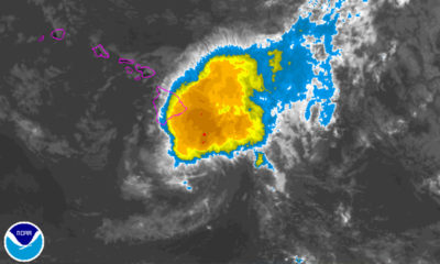 Madeline Downgraded To Tropical Storm