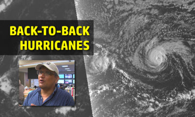 VIDEO: Hawaii Deals With Back-To-Back Hurricane Threats