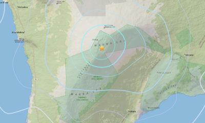4.0 Earthquake Rumbles Mauna Loa