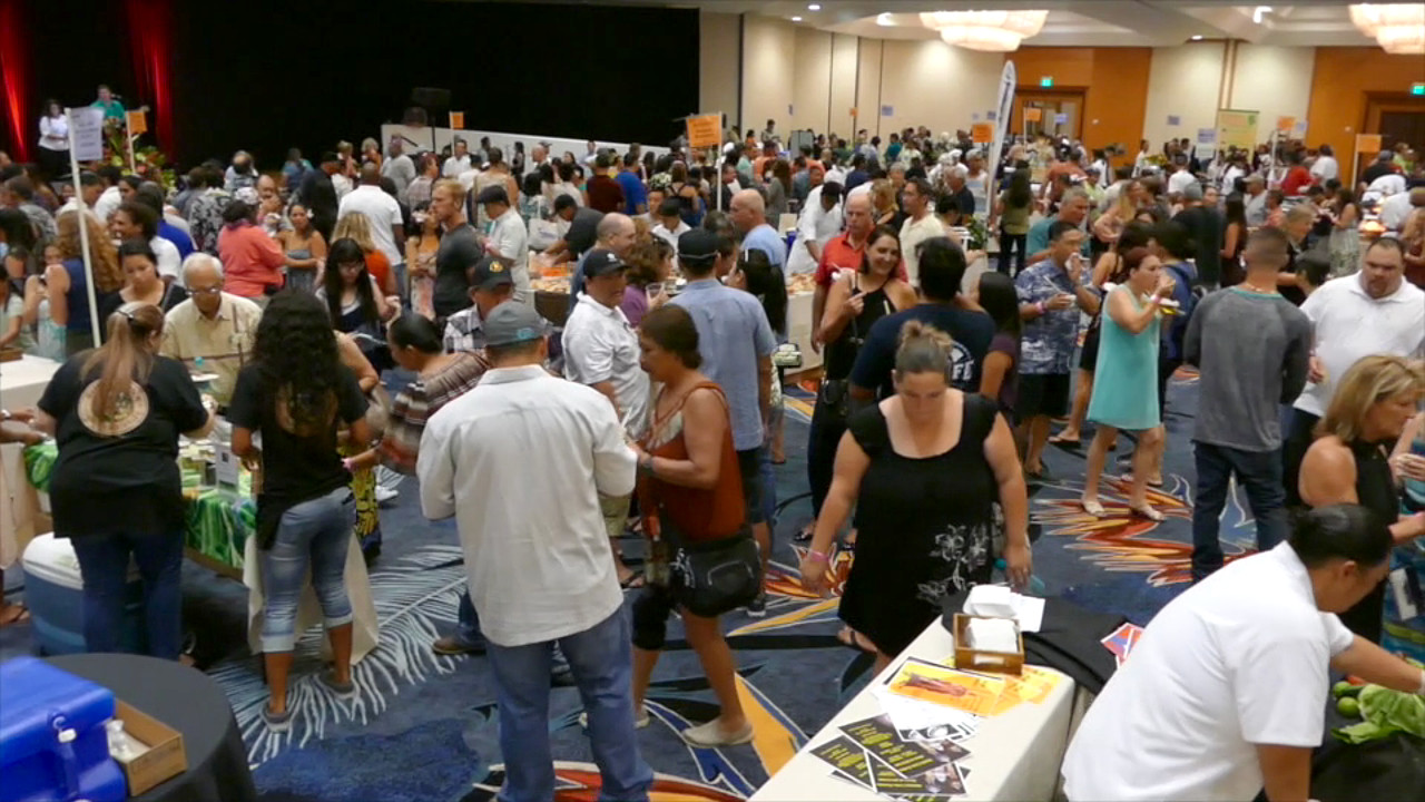 VIDEO: Taste of the Hawaiian Range in Waikoloa