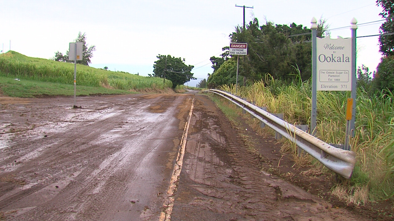 Flash Flood Watch Continues For Hawaii Island