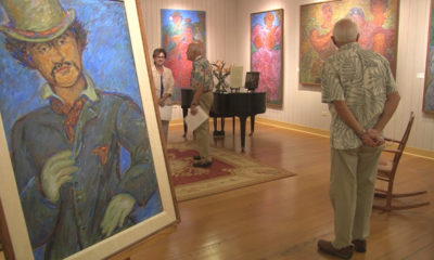 VIDEO: Pioneering Art Of Madge Tennent On Display