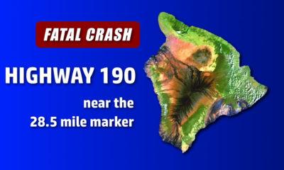 Police ID Victim In Fatal Kona Crash