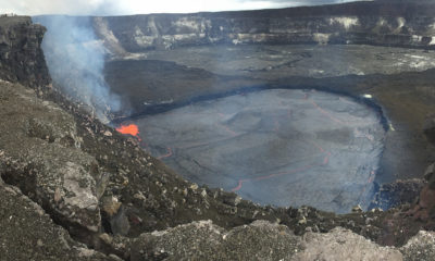 Rise & Fall Of Volcano Lava Lake: What Does It Mean?