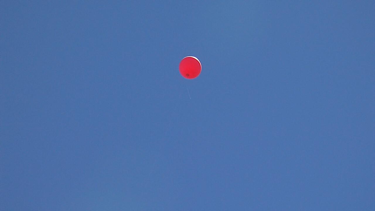 Mauna Kea Site Visit: The Balloon