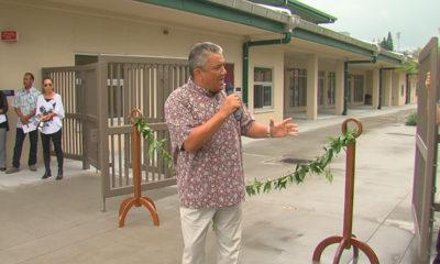 VIDEO: Mayor Kenoi Welcomes Ka'u To New District Gym